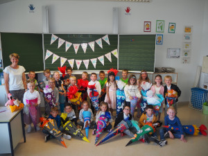 GS Schulanfänger 2021/2022 Klasse 1b